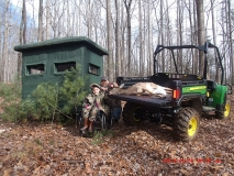 Handicap Youth Hunt out of a Rack Shack II
