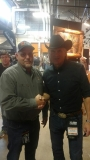 Hunter's Comfort Owner Todd Cannady and Jim Shockey